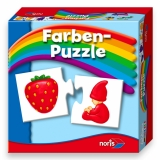 Puzzle - Farby